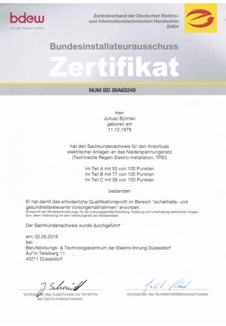 Zert 001